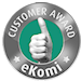 Ekomi reviews